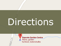 Directions to Sapcote Garden Centre
