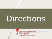 Directions to Sapcote Garden Centre