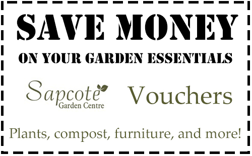 Sign up for our plant vouchers