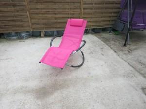 Pink-Orbital-Chair