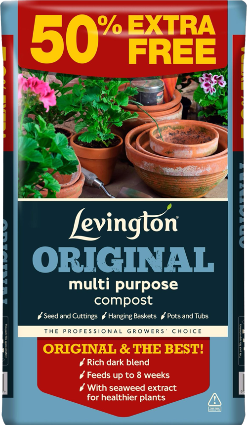 levington multi purpose compost