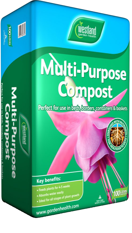 westland multi purpose compost 100L