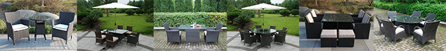 Rattan Weave Wicker Outdoor Garden Furniture