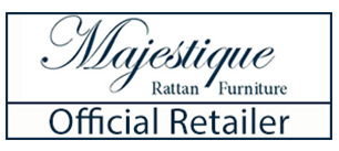 The range of Majestique rattan furniture