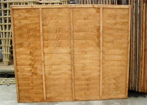 timber-fence-panel