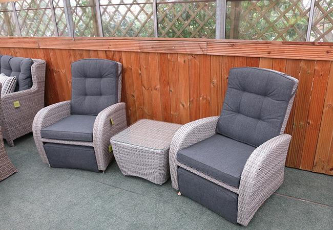 Reclining Garden Furniture Reclining Rattan Chairs Amp Sets Uk