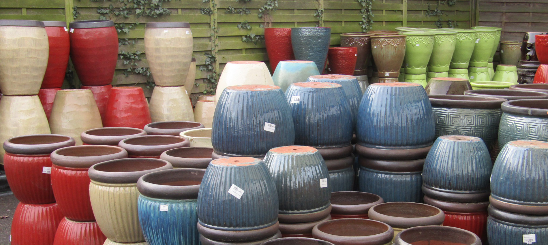 glazed pots feb 2019